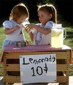 Start your own Lemonade Stand